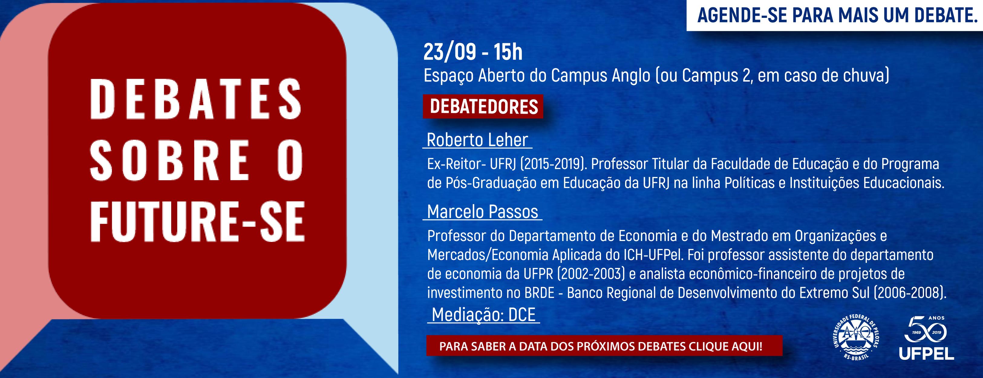 Debate Future-se 23-09