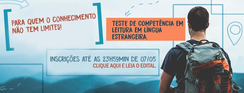 Teste de Competência em Leitura em Língua Estrangeira