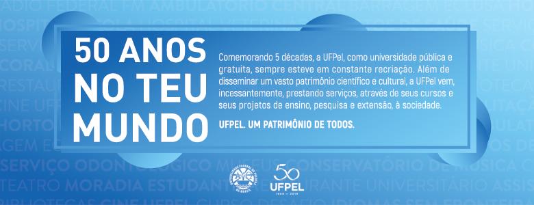 UFPel Aniversário no Teu Mundo