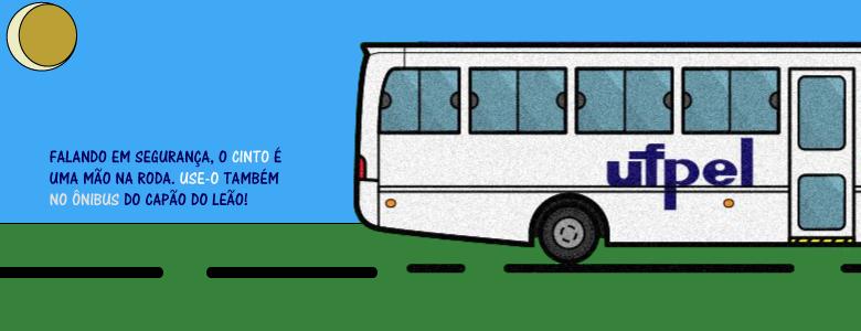 Uso de Cinto no Ônibus do Capão do Leão