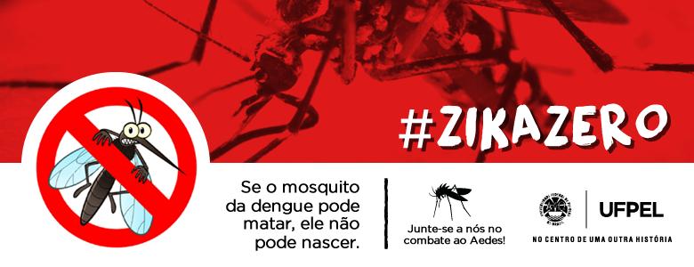 UFPEL no combate ao mosquito da dengue e do zika