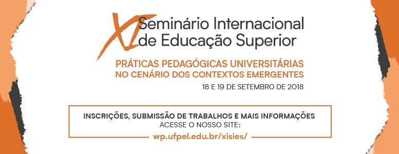 Seminário Internacional de Educação Superior