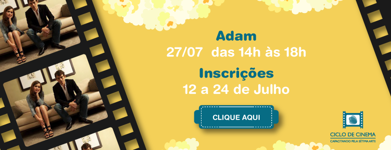 Ciclo de Cinema 2017 – 3ª Sessão