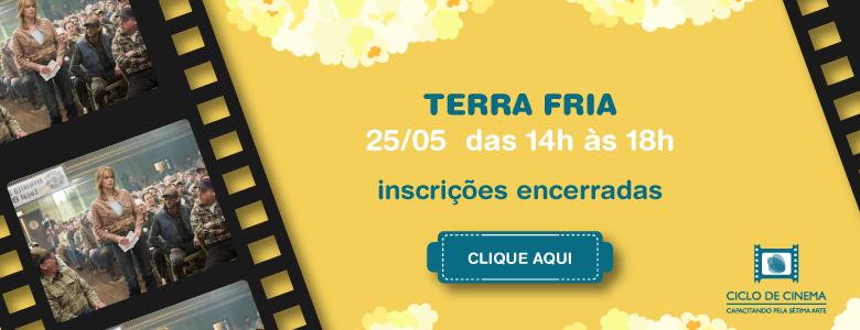 Ciclo de Cinema 2017 – 1º Sessão