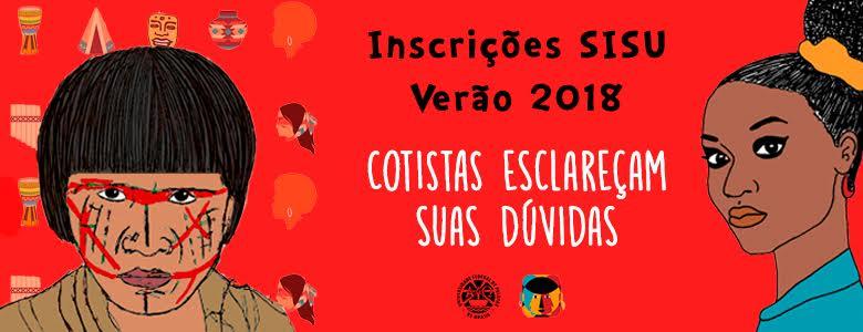 SiSU 2018 – Cotistas